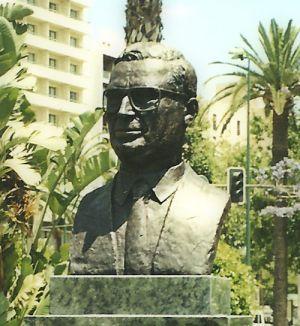 D. Francisco García Grana Alcalde de Málaga